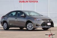 Certified Pre-Owned 2019 Toyota Corolla LE Sedan in Dublin, CA