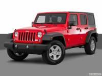 Certified Used 2017 Jeep Wrangler JK Unlimited Sport 4x4 SUV