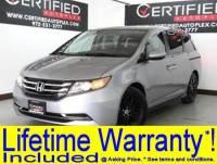 2016 Honda Odyssey SE REAR CAMERA REAR ENTERTAINMENT SYSTEM 2ND ROW CAPTAIN SEATS R