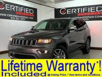 2018 Jeep Grand Cherokee LIMITED NAVIGATION HEATED LEATHER SEATS REAR CAMERA REAR PARKING AID SMART