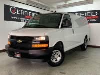 2018 Chevrolet Express Cargo Van 2500 CARGO VAN REAR CAMERA LEATHER SEATS POWER LOCKS POWER WINDOWS POWER ST