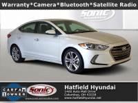 2017 Hyundai Elantra Limited Sedan in Columbus