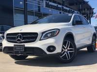 Certified Pre-Owned 2018 Mercedes-Benz GLA 250 4D Sport Utility FWD