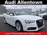 Used 2016 Audi A5 2.0T Premium Plus For Sale in Allentown, PA