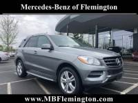 Used 2015 Mercedes-Benz M-Class ML 350 4MATIC For Sale in Allentown, PA