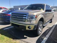 Used 2013 Ford F-150 Truck SuperCrew Cab in Washington NC
