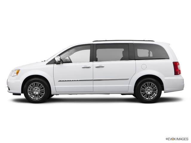 Photo Used 2014 Chrysler Town  Country Touring in Marysville, WA