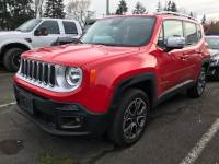 Used 2015 Jeep Renegade Limited 4x4 SUV in Eugene