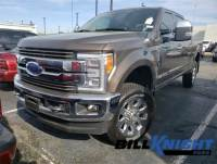Certified Used 2017 Ford Super Duty F-250 SRW King Ranch Crew Cab Pickup 8 4WD in Tulsa