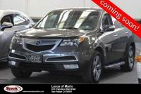 Pre Owned 2012 Acura MDX AWD with Technology Package