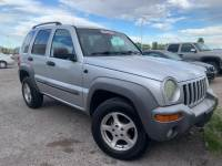 2004 Jeep Liberty Sport**5-SPEED MANUAL*LOW MILES* IMMACULATE*