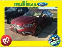 Used 2018 Ford Fusion Hybrid Titanium W/ Navigation, Cooled/Heated Front Seats Sedan I-4 cyl in Kissimmee, FL