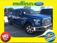 Used 2017 Ford F-150 XLT W/ Leather, Luxury Package, Sync Connect Truck SuperCrew Cab V-6 cyl in Kissimmee, FL