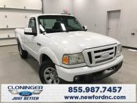 Used 2007 Ford Ranger For Sale Hickory, NC | Gastonia | 19P154A