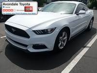 Pre-Owned 2016 Ford Mustang V6 Coupe Rear-wheel Drive in Avondale, AZ