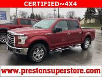 Certified Used 2017 Ford F-150 XLT Truck in Burton, OH