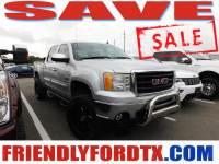 Used 2010 GMC Sierra 1500 SLE Truck Vortec V8 SFI VVT Flex Fuel for Sale in Crosby near Houston