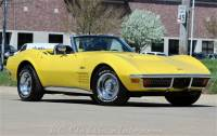 1972 Chevrolet Corvette Convertible LS5 454 Block 4 speed with AC!