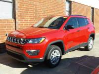 Certified 2017 Jeep New Compass Sport 4x4 SUV
