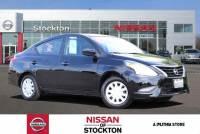 Certified 2019 Nissan Versa S Plus CVT in Stockton