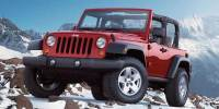 Pre-Owned 2007 Jeep Wrangler 4WD 2dr X