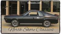 1969 AMC AMX - NUMBERS MATCHING- BLACK ON BLACK-NEW LOW PRICE-SEE VIDEO