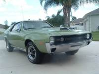 1970 Amc Amx 4 Speed Restored from Florida