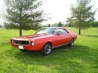 1969 American Motors Javelin Very Rare