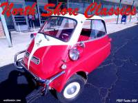 1957 BMW Isetta 300. RARE HARD TO FIND GREAT COLLECTIBLE INVESTMENT.