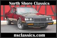 1986 Buick Grand National -NEWER BLACK PAINT-3.8 TURBO-VERY SLICK & FAST-
