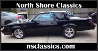 1987 Buick Grand National - DOCUMENTED 3.8L TURBO V8 -NEW LOW PRICE-