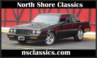 1987 Buick Grand National -WOW HIGHLY DOCUMENTED 3.8L TURBO V8- VERY CLEAN- SEE VIDEO