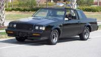 1987 Buick Grand National ORIGINAL ONE OWNER-DOCUMENTED-SEE VIDEO