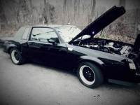 1987 Buick Grand National LAST YEAR OF PRODUCTION-GNX WHEELS