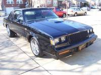 1987 Buick Grand National VERY FAST CAR