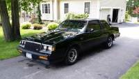 1987 Buick Grand National ONE OWNER-WELL MAINTAINED