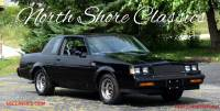 1987 Buick Grand National SOLID 2 OWNER ORIGINAL HARDTOP-CLEAN CARFAX REPORT-SEE VIDEO-PRICED TO SELL
