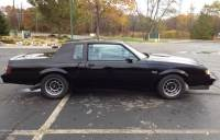 1987 Buick Grand National LASER STRAIGHT GN-LOW MILES