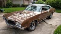 1970 Buick GS -LOW 24420 MILES- 455 V8 WITH 360HP-