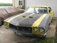 1970 Buick GSX BARN FIND-STAGE 1-VERY RARE GEM