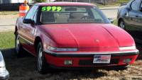1989 Buick Reatta RESALE RED-CLEAN CAR