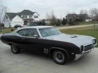 1969 Buick Skylark SUPER SLICK MUSCLE CAR!