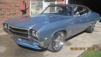 1969 Buick Skylark Custom GS400