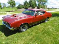 1972 Buick Skylark GS 455 STAGE 1- REAL DEAL 1 OF 728 BUILT-