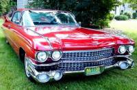 1959 Cadillac Coupe DeVille Deluxe-Great Driver