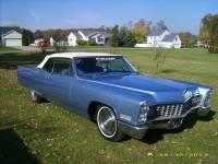 1967 Cadillac DeVille Hot Rod Power Tour