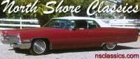1968 Cadillac DeVille Beautiful Convertible
