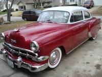 1954 Chevrolet 150 2 door