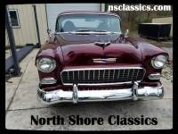 1955 Chevrolet 210 -350/350- SOLID AND CLEAN-SOUTHERN TRI FIVE-NICE PAINT-