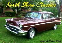 1957 Chevrolet 210 Real Head Turner